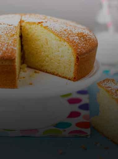 Gâteau sans œuf