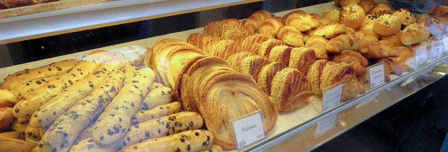 Boulangerie, à Marseille